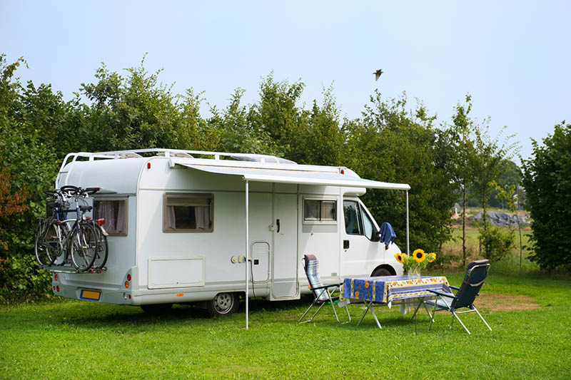 location gérance camping privé
